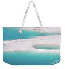 Porcelain Basin Weekender Tote Bag