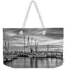 Port Royal Shrimp Boats Weekender Tote Bag