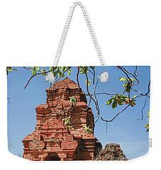poshanu Tower Weekender Tote Bag