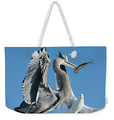 Possession Weekender Tote Bag