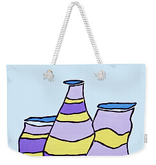 Pottery Class Weekender Tote Bag
