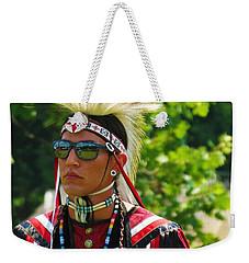 Pow Wow Weekender Tote Bag