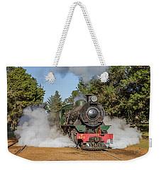 Steam Loco W920 Weekender Tote Bag