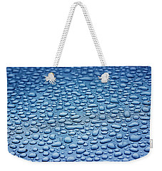 Precipitation 4 Weekender Tote Bag