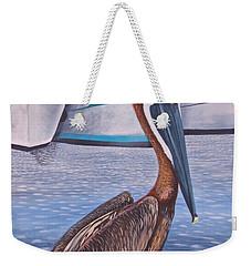 Pride Of Shem Creek Weekender Tote Bag