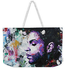Prince Weekender Tote Bag by Richard Day