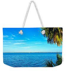 Private Paradise Weekender Tote Bag