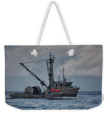 Weekender Tote Bag featuring the photograph Prosperity by Randy Hall