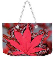 Proud Symbol Weekender Tote Bag