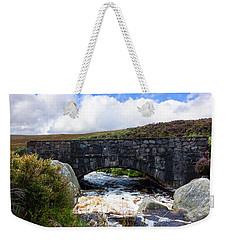 Ps I Love You Bridge In Ireland Weekender Tote Bag by Semmick Photo