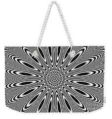Pulsar Weekender Tote Bag