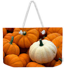 Pumpkins Weekender Tote Bag by Joseph Skompski