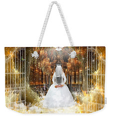 Pure Bride Weekender Tote Bag
