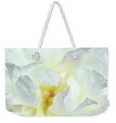 Pure Peony Weekender Tote Bag