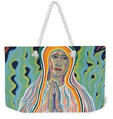 Queen Of Heaven Weekender Tote Bag