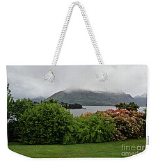 Queenstown, New Zealand Weekender Tote Bag by Yurix Sardinelly