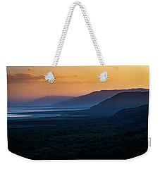 Quiet Beauty Weekender Tote Bag