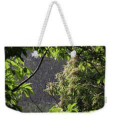 Rain Weekender Tote Bag by Bruno Spagnolo