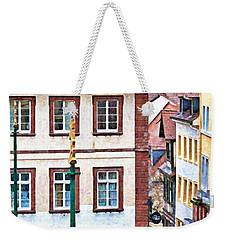 Rainy Day In Heidelberg Weekender Tote Bag