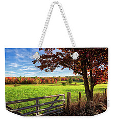 Ramblin' Vewe Farm Weekender Tote Bag
