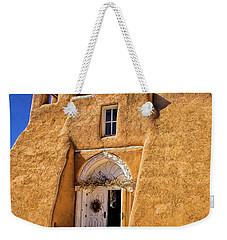Ranchos De Taos Church  Weekender Tote Bag
