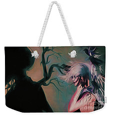 Raven V Weekender Tote Bag
