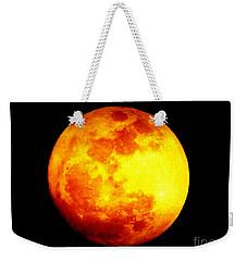 Lava Moon Weekender Tote Bag