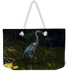 Weekender Tote Bag featuring the photograph Reflect. by Kendall McKernon
