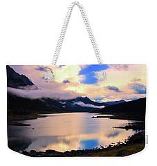Reflections In Water Weekender Tote Bag