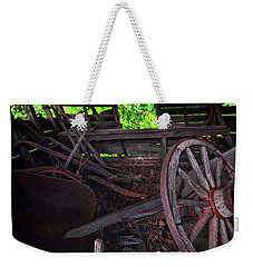Retirement Barn Weekender Tote Bag