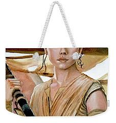 Rey Weekender Tote Bag