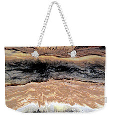 Riding The Storm Out Weekender Tote Bag