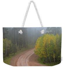 Rim Road Weekender Tote Bag