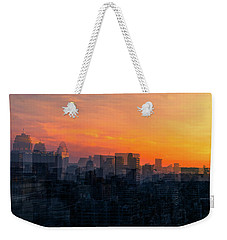 River City Weekender Tote Bag