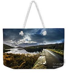 Road To Snowdon Weekender Tote Bag
