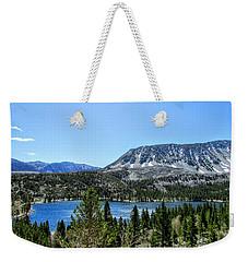 Rock Creek Lake Weekender Tote Bag