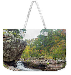 Rocky Creek Shut-ins Weekender Tote Bag