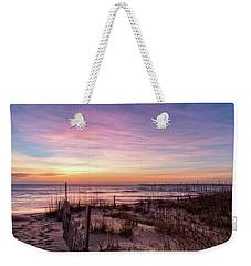 Rodanthe Sunrise Weekender Tote Bag