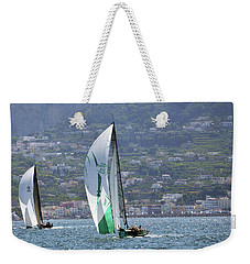 Rolex Capri Sailing Week 2014 Weekender Tote Bag