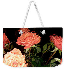 Roses For Holiday Weekender Tote Bag