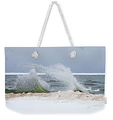 Rough Water Weekender Tote Bag