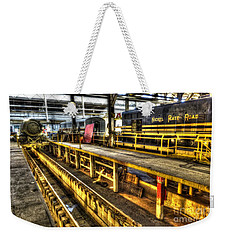 Rr Repair Shop Weekender Tote Bag