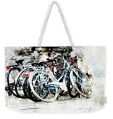 Running Weekender Tote Bag