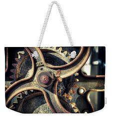 Rust Never Sleeps Weekender Tote Bag by Wayne Sherriff