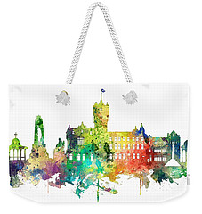 Rutherglen Scotland Skyline Weekender Tote Bag