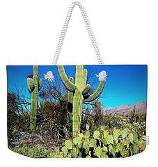 Sabino Canyon Weekender Tote Bag