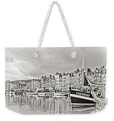 Safe Harbor Weekender Tote Bag by Catherine Alfidi