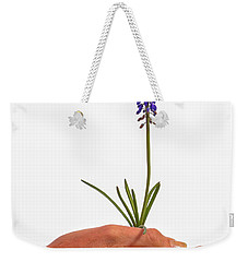 Safely Growing Weekender Tote Bag