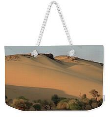 Sahara Weekender Tote Bag by Silvia Bruno