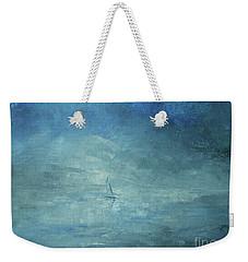 Sail Away Weekender Tote Bag by Jane See